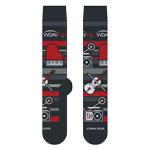 WDAV Custom Crew Socks