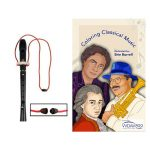 Donate a Recorder and WDAV's Classical Coloring Book to a Student!